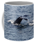 Whale Dive Coffee Mug