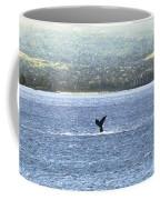 Whale Tail II Coffee Mug
