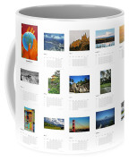 What A Wonderful World Calendar 2012 Coffee Mug