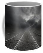 What Lies Ahead Coffee Mug