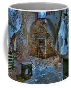 What Lies Behind The Door Coffee Mug