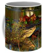 What Lurks On The Swamp Coffee Mug