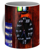 What Time Is It Coffee Mug