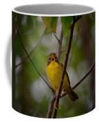 What Warblers Do Coffee Mug
