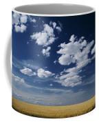 Wheat Field, Central Washington Coffee Mug