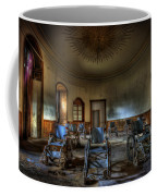 Wheelchairs Are Us Coffee Mug by Nathan Wright