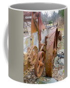 Wheels Through Time Coffee Mug