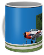 Wheels Up Coffee Mug