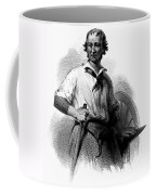 Wheelwright, 19th Century Coffee Mug