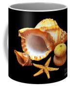 Whelk Coffee Mug by Carlos Caetano