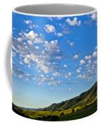 When Clouds Meet Mountains 2 Coffee Mug