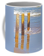 When The Tide Comes In Coffee Mug