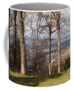 Where Are The Hills Coffee Mug by Robert Margetts