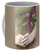 Where Have All The Flowers Gone Coffee Mug by Angelina Vick