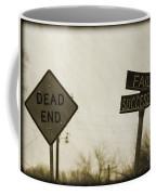 Which Road To Take Coffee Mug