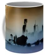 While The City Sleeps Coffee Mug by Bill Cannon