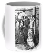 Whipping Post, 1878 - To License For Professional Use Visit Granger.com Coffee Mug