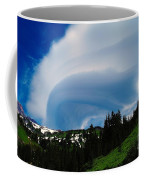 Whirling Clouds  Coffee Mug