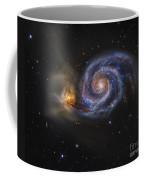 Whirlpool Galaxy Coffee Mug