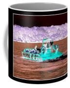Whirlpool Jet Boat Niagara Falls Inverted Coffee Mug