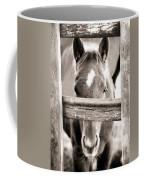 Whiskers 2 Coffee Mug