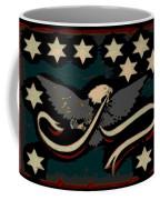 Whiskey Rebellion Flag Coffee Mug