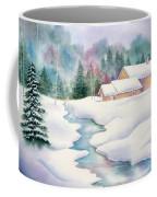 Whispering Pines Coffee Mug