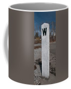 Whistle Post Coffee Mug