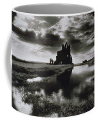 Whitby Abbey Coffee Mug by Simon Marsden