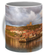 Whitby Harbour Coffee Mug