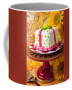 White Cake Coffee Mug