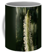 White Canadian Burnet Coffee Mug