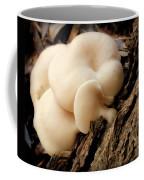 White Cloud Mushrooms Coffee Mug