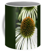 White Cones Coffee Mug