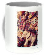 White Elephant Coffee Mug by Garry Gay