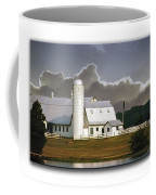 White Farm Coffee Mug