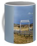 White Gateway Coffee Mug