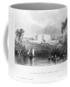 White House, 1839 Coffee Mug