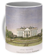 White House, D.c., 1820 Coffee Mug