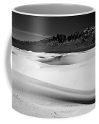 White In White Sands Coffee Mug