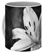 White Lilly  Coffee Mug