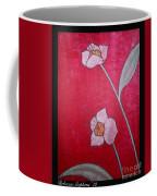 White Lotus Top Coffee Mug