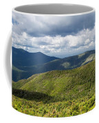White Mountains New Hampshire Panorama Coffee Mug by Stephanie McDowell