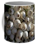 White Onions Coffee Mug by Susan Herber