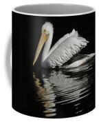 White Pelican De Coffee Mug