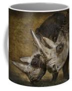 White Rhinos Coffee Mug