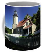White River Light Coffee Mug