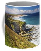 White Rocks, Portrush, Co Antrim Coffee Mug