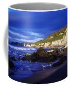 White Rocks Strand, County Antrim Coffee Mug