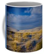 White Sands Golden Grass Coffee Mug